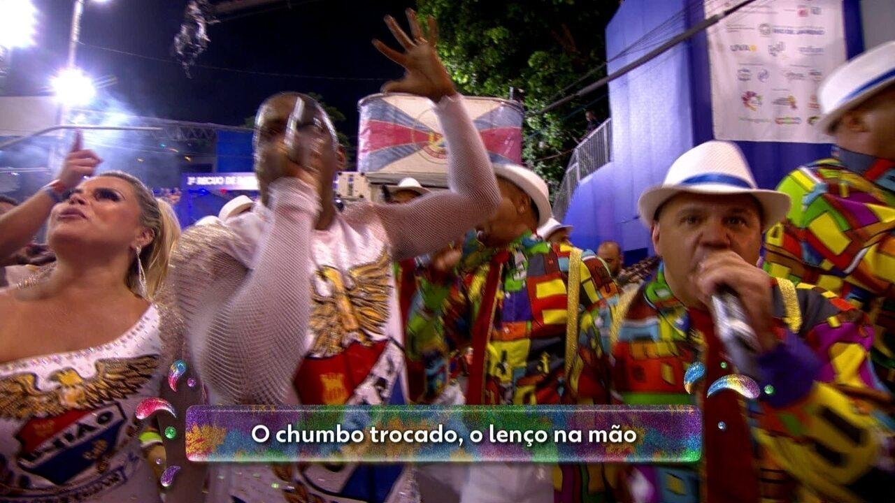 Conheça o samba-enredo da União da Ilha