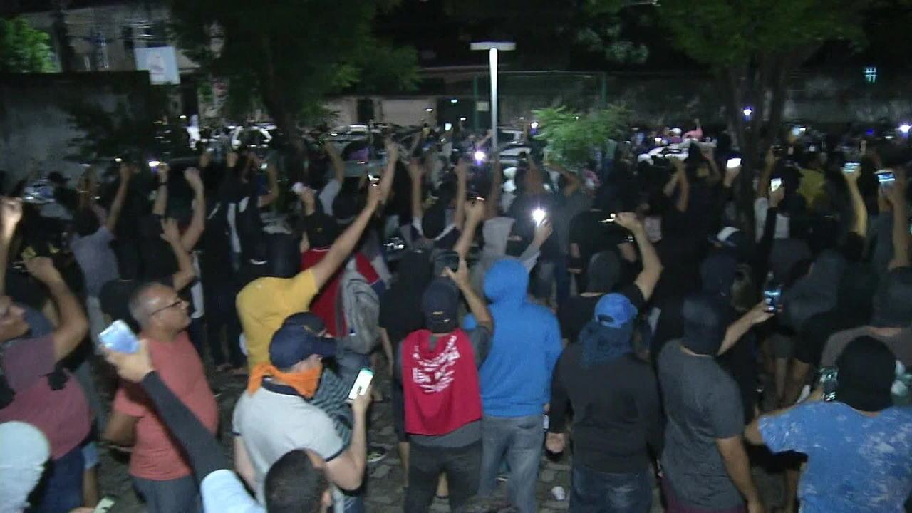 Paralisação dos policiais militares do Ceará chega ao sétimo dia