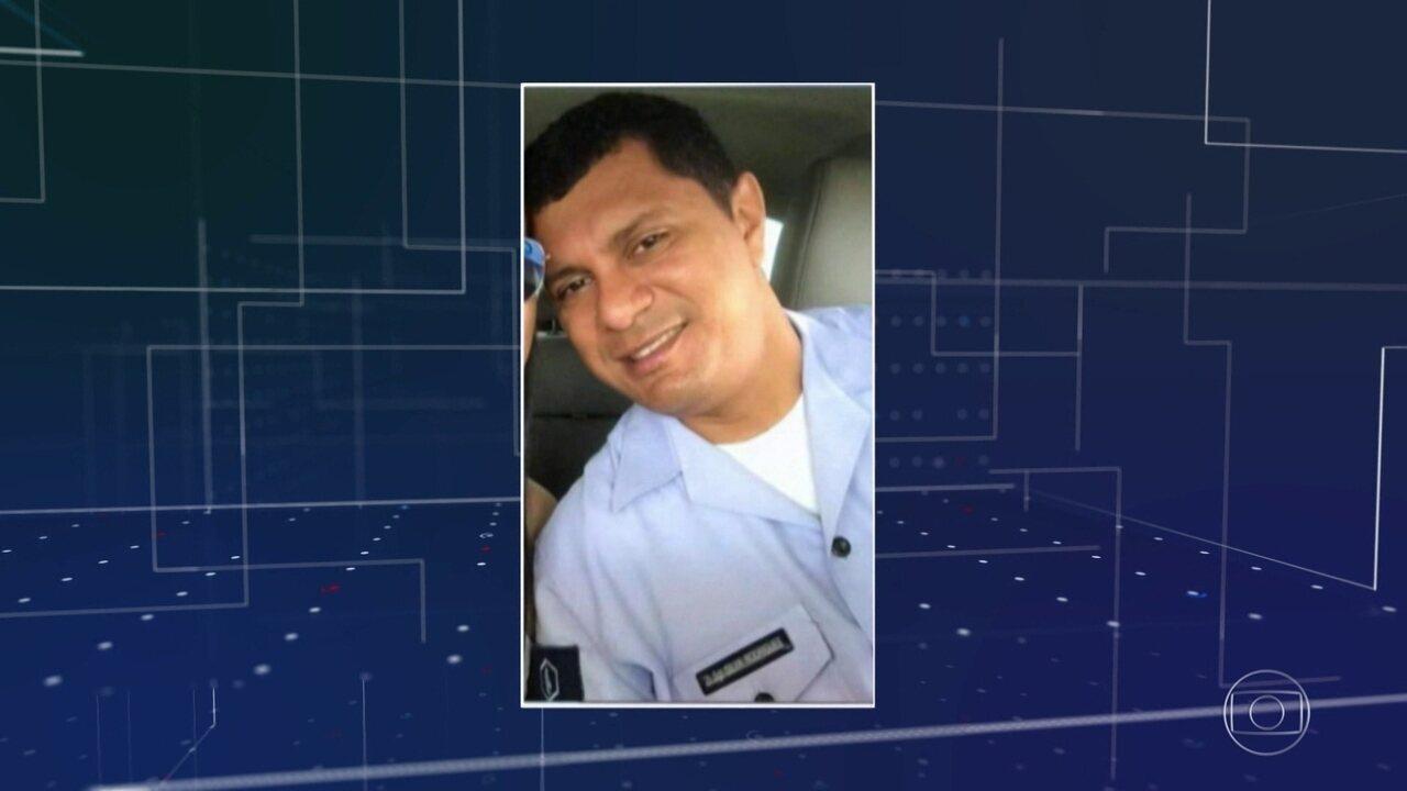 Sargento da Aeronáutica preso com cocaína em voo oficial confessa o crime