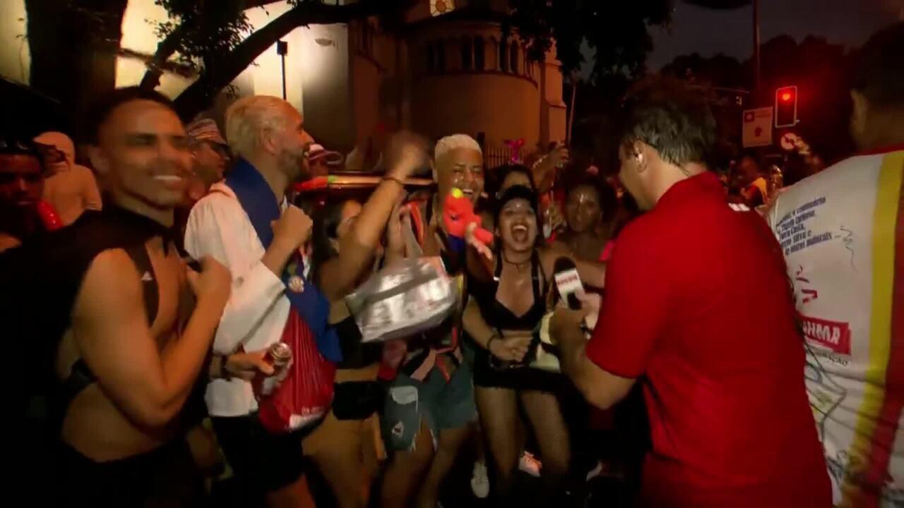 Foliã aproveita a maior festa popular do mundo para comemorar aniversário
