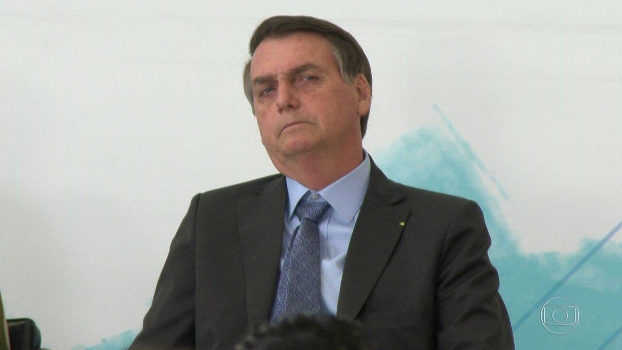Vídeo divulgado por Bolsonaro provoca críticas do Supremo e de políticos