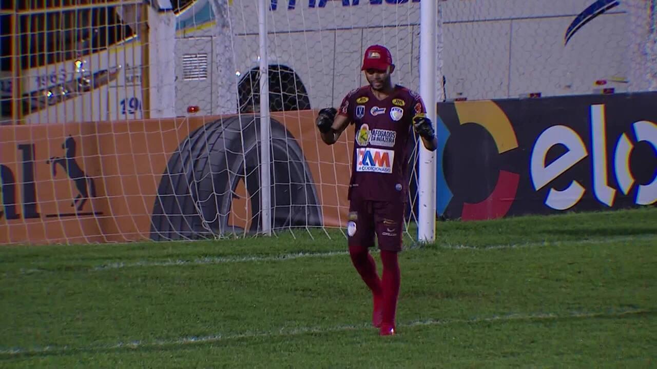 Assista às cobranças de pênaltis de Afogados-PE x Atlético-MG, pela Copa do Brasil