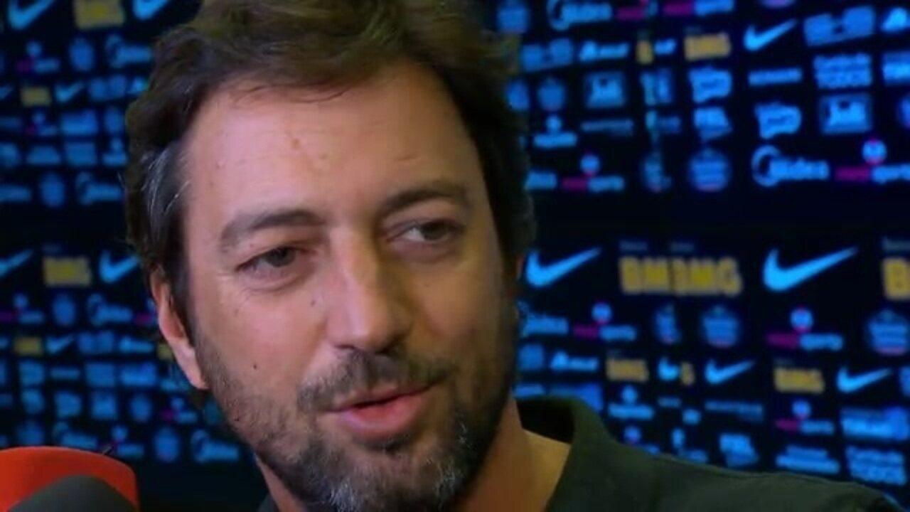 Duílio Monteiro Alves, diretor do Corinthians, fala sobre a má fase do time no Paulistão