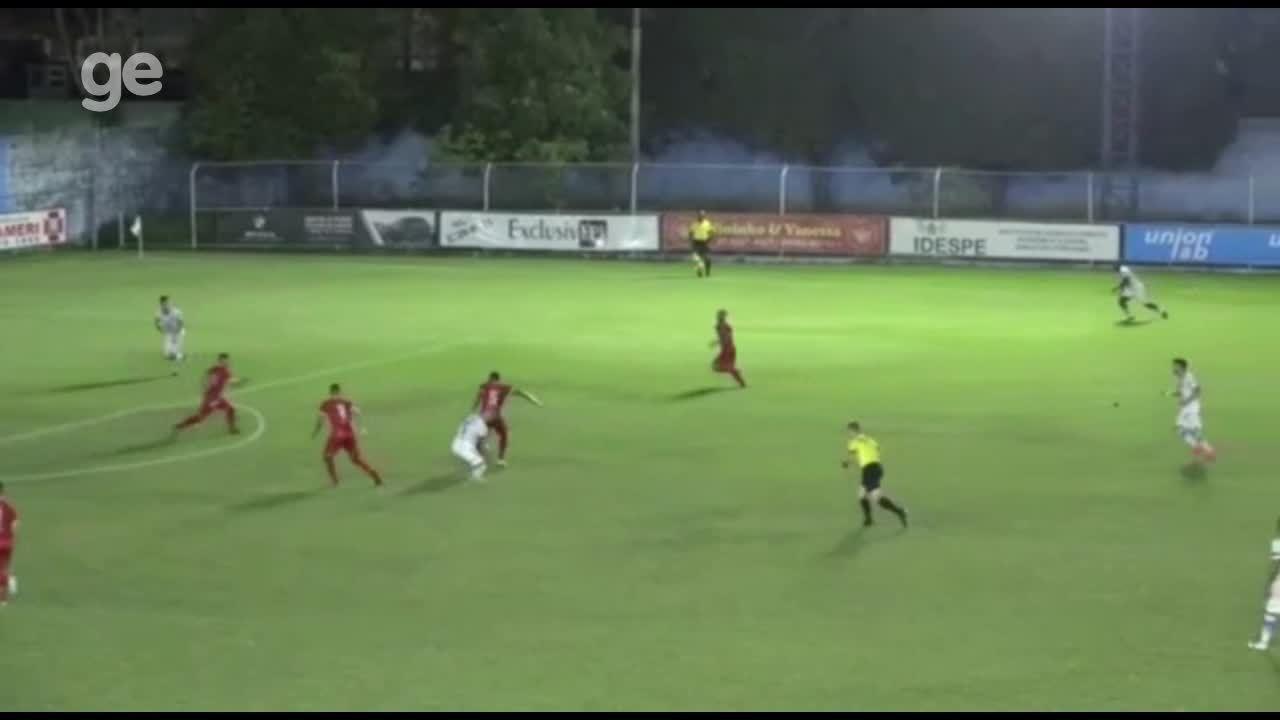 Os gols de Vitória-ES 4 x 1 Real Noroeste, pelo Campeonato Capixaba 2020