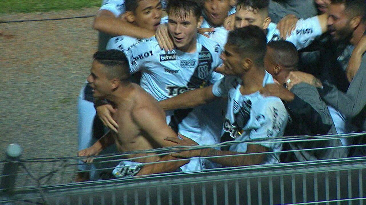 Melhores momentos: Ponte Preta 0 (5) x (3) 0 Vila Nova-GO pela Copa do Brasil 2020