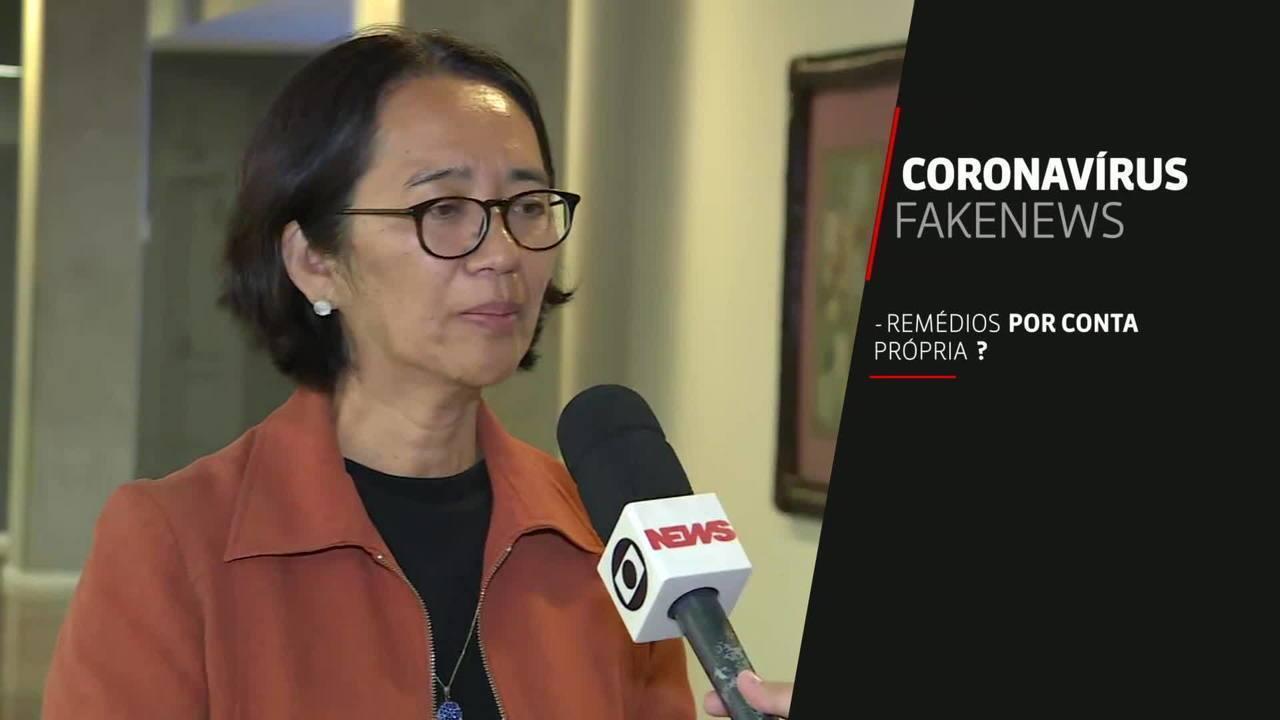 Especialista desmente fake news que circulam pela internet sobre o coronavírus
