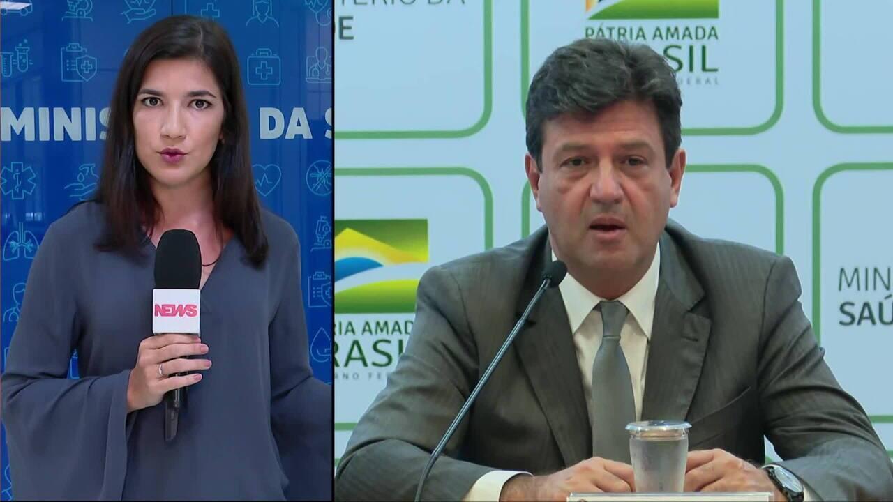 Brasil tem 433 casos suspeitos de coronavírus, diz Ministério da Saúde