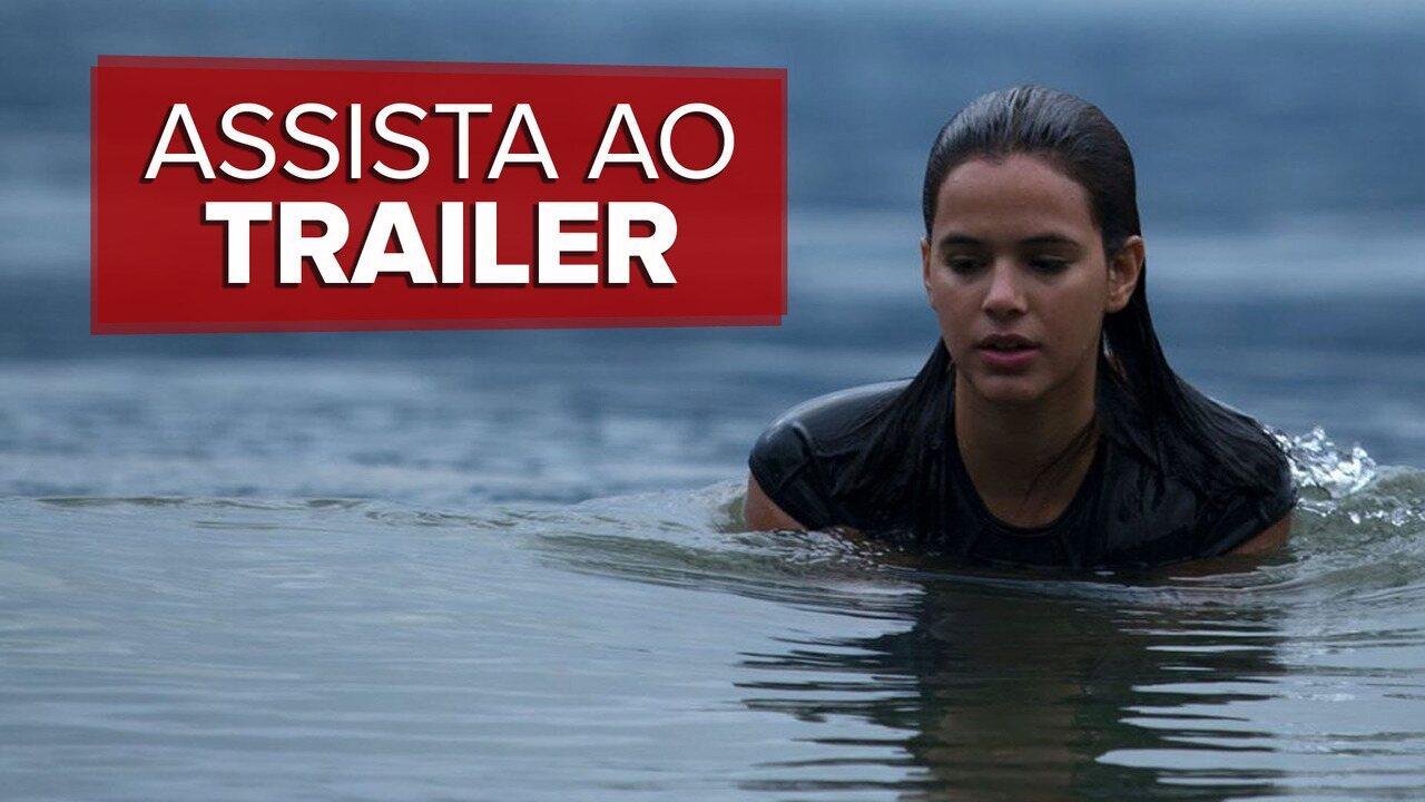'Vou nadar até você', com Bruna Marquezine: veja trailer