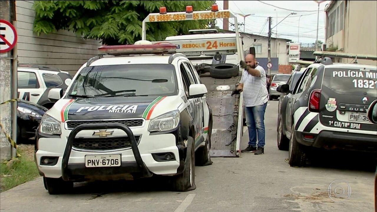 Policiais Militares do Ceará voltam ao trabalho depois de 13 dias de motim