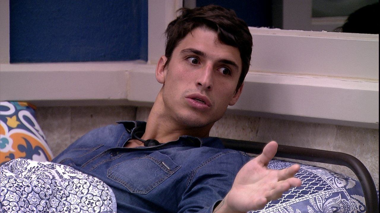 Felipe associa a saída de Guilherme com atitudes de Gabi