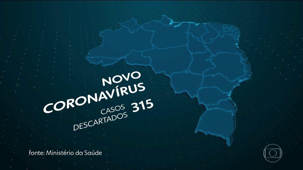 Ministério da Saúde confirma terceiro caso de coronavírus no Brasil