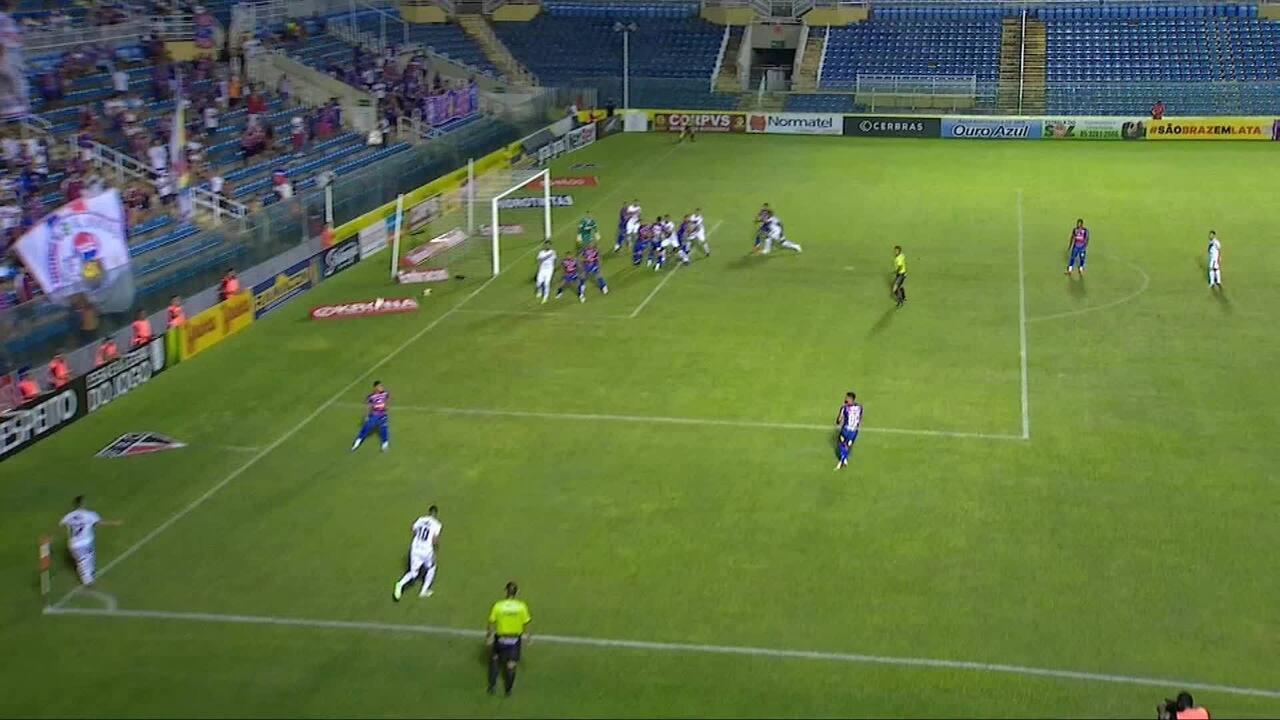Melhores momentos de Ferroviário 1 x 0 Fortaleza pelo Campeonato Cearense