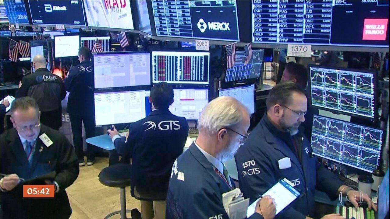 Guerra de preços derruba as principais cotações de petróleo e afeta mercados de ações