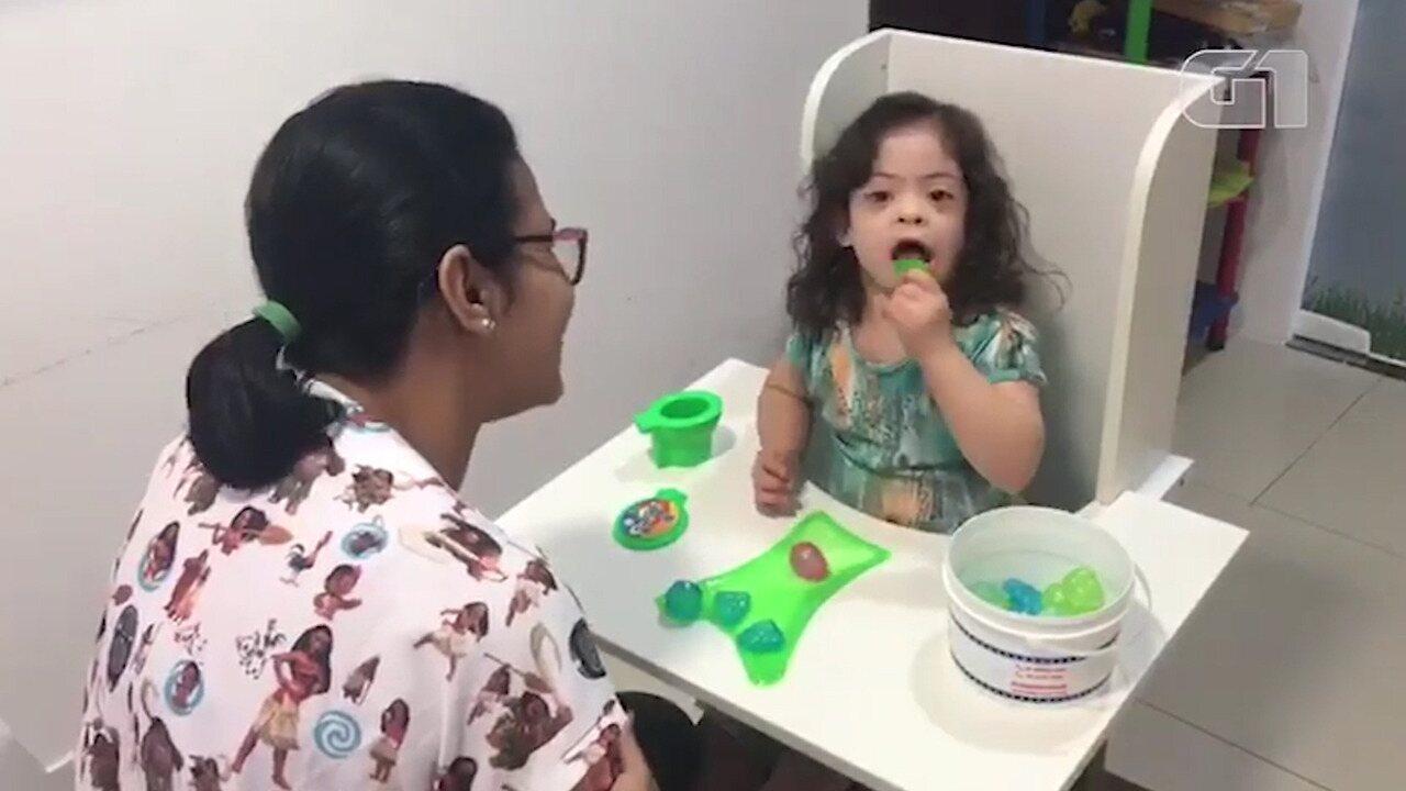 Resultado de imagem para Conheça o projeto que oferece rede de apoio a crianças com deficiência no Maranhão
