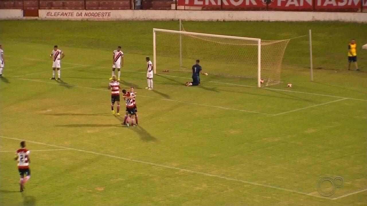 Linense sai na frente, mas Primavera busca empate nos acréscimos em duelo pela Série A3