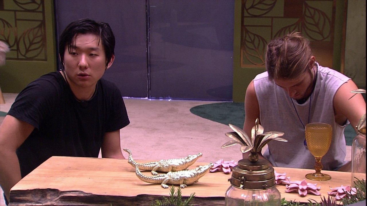 Pyong sobre Babu e Felipe no Castigo do Monstro: 'Eu colocaria os dois'