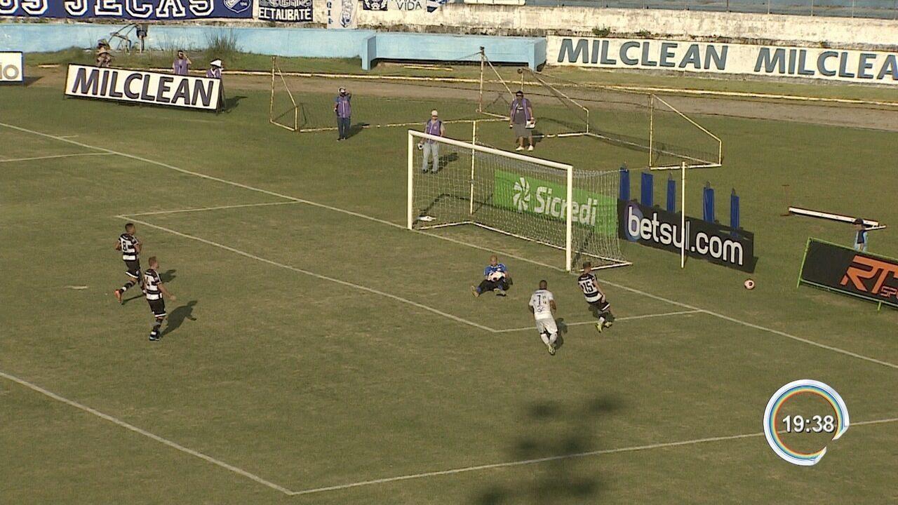 Taubaté vence XV de Piracicaba e assume vice-liderança da A2