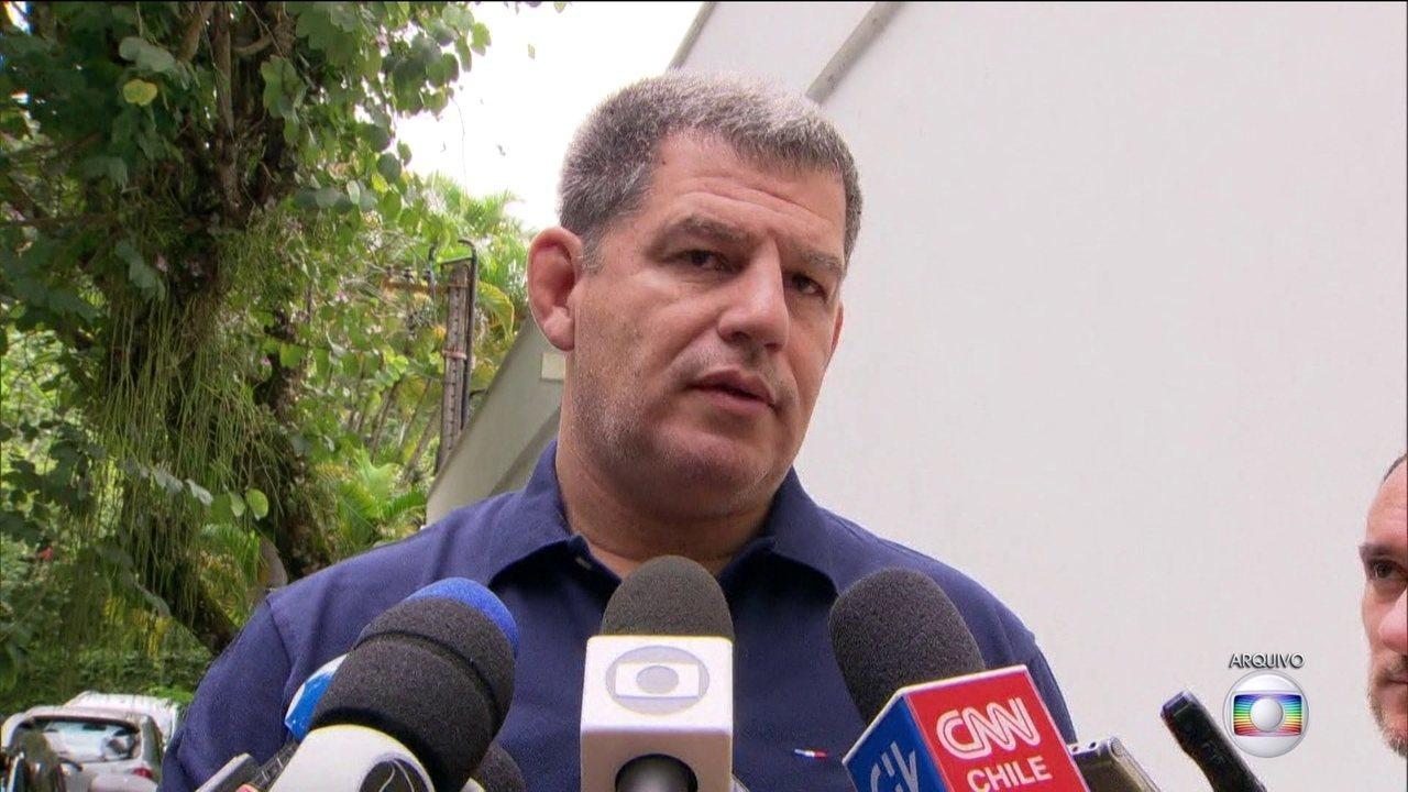Morre Gustavo Bebianno, ex-ministro do governo Jair Bolsonaro