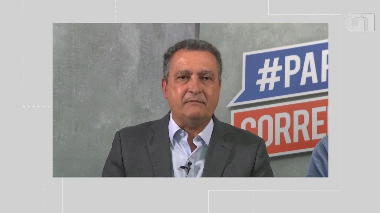 Governador diz que homem diagnosticado com coronavírus em Porto Seguro vai ser processado