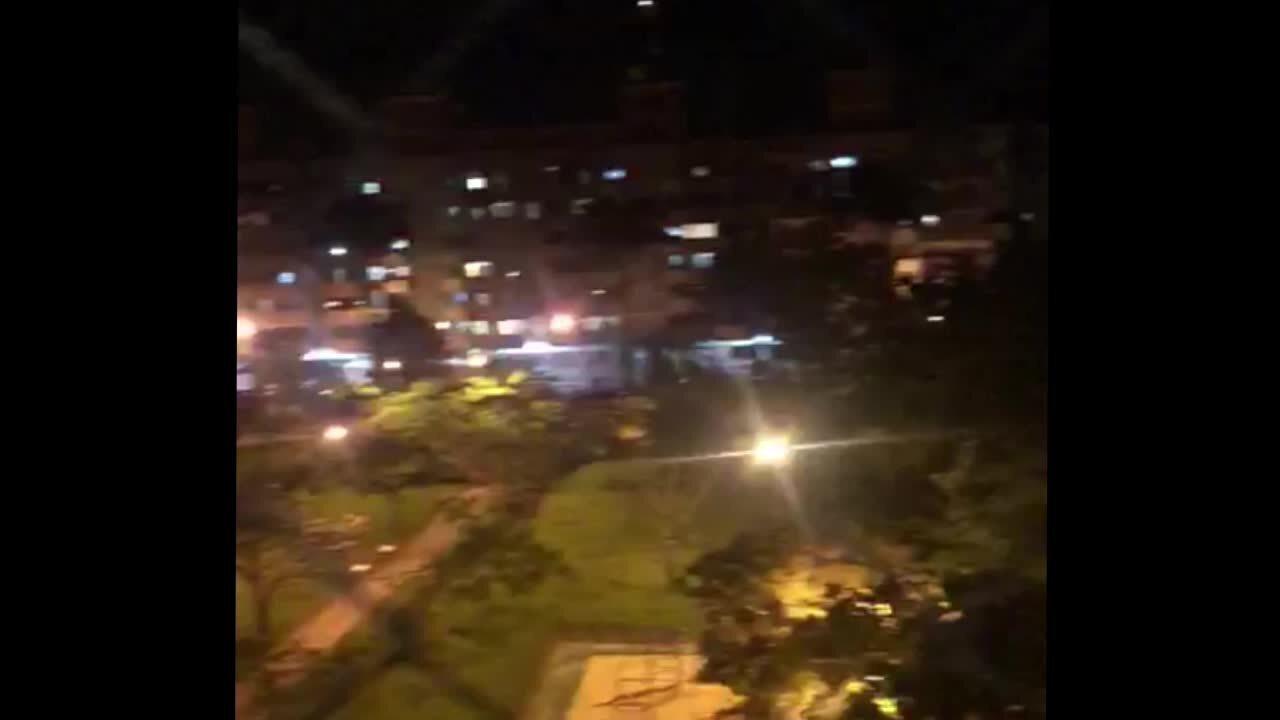 Moradores fazem panelaço contra o presidente Jair Bolsonaro no DF