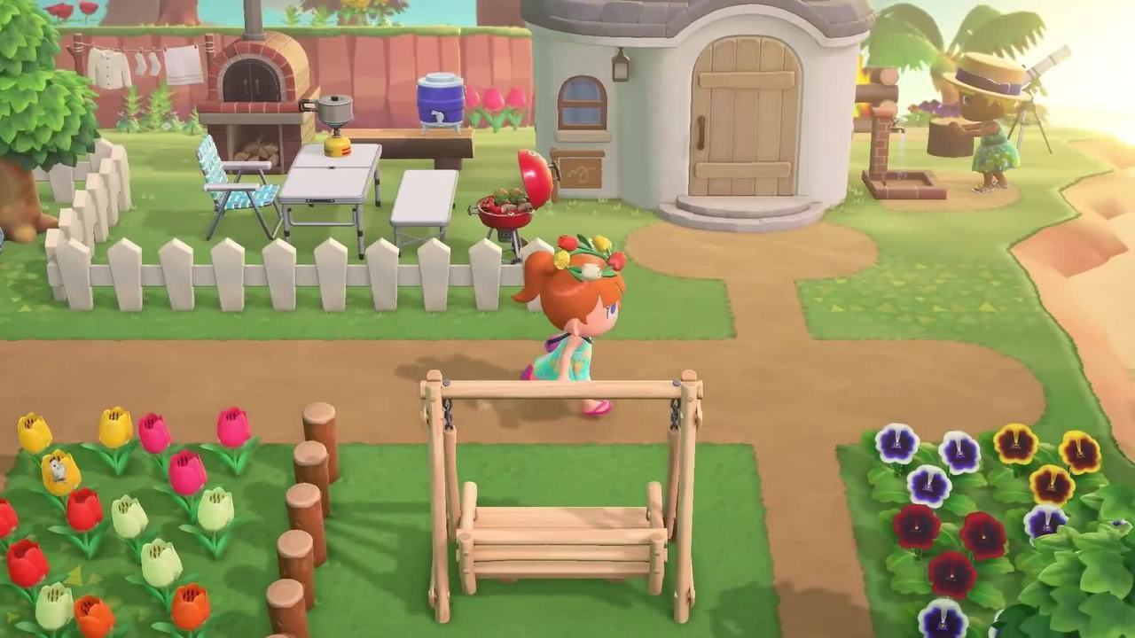 Here's the trailer for 'Animal Crossing: New Horizons'