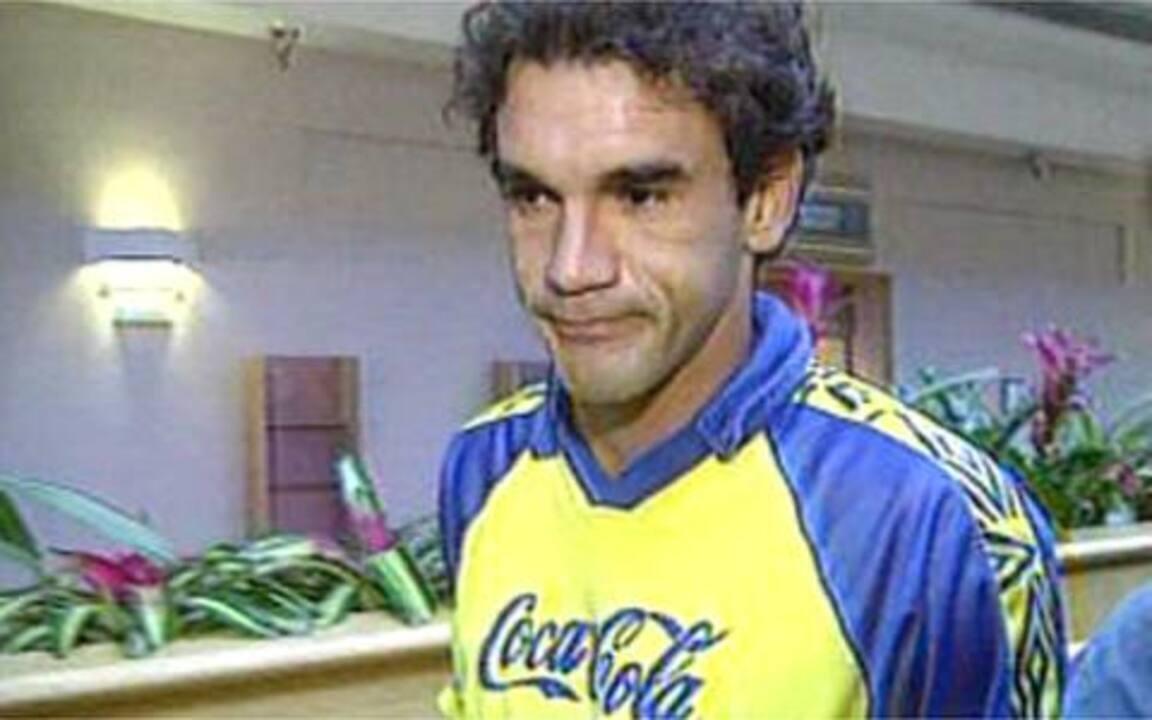 Em 1994, Ricardo Gomes vive expectativa de permanecer na Seleção
