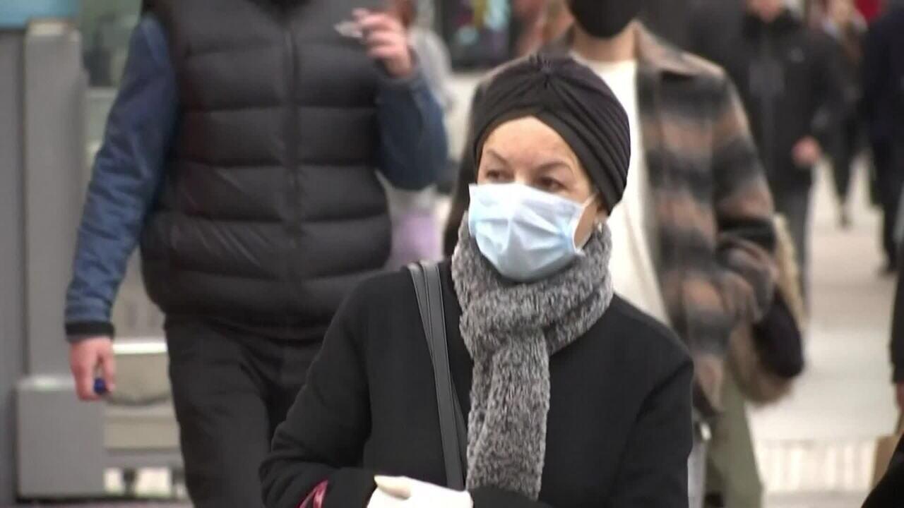 Casos de novo coronavírus na Europa passam de 85 mil; números superam a China