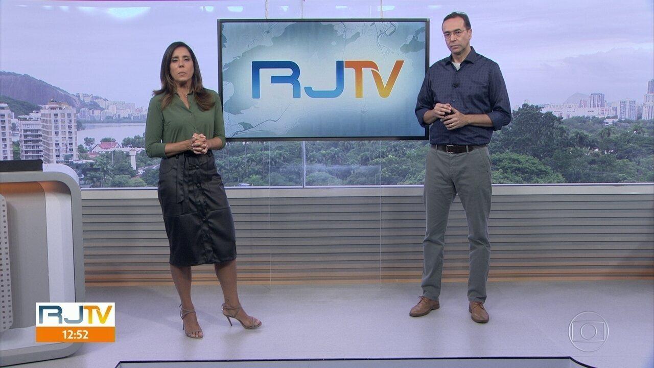 PREFEITO MARCELO CRIVELLA FALOU AO VIVO NO RJ1