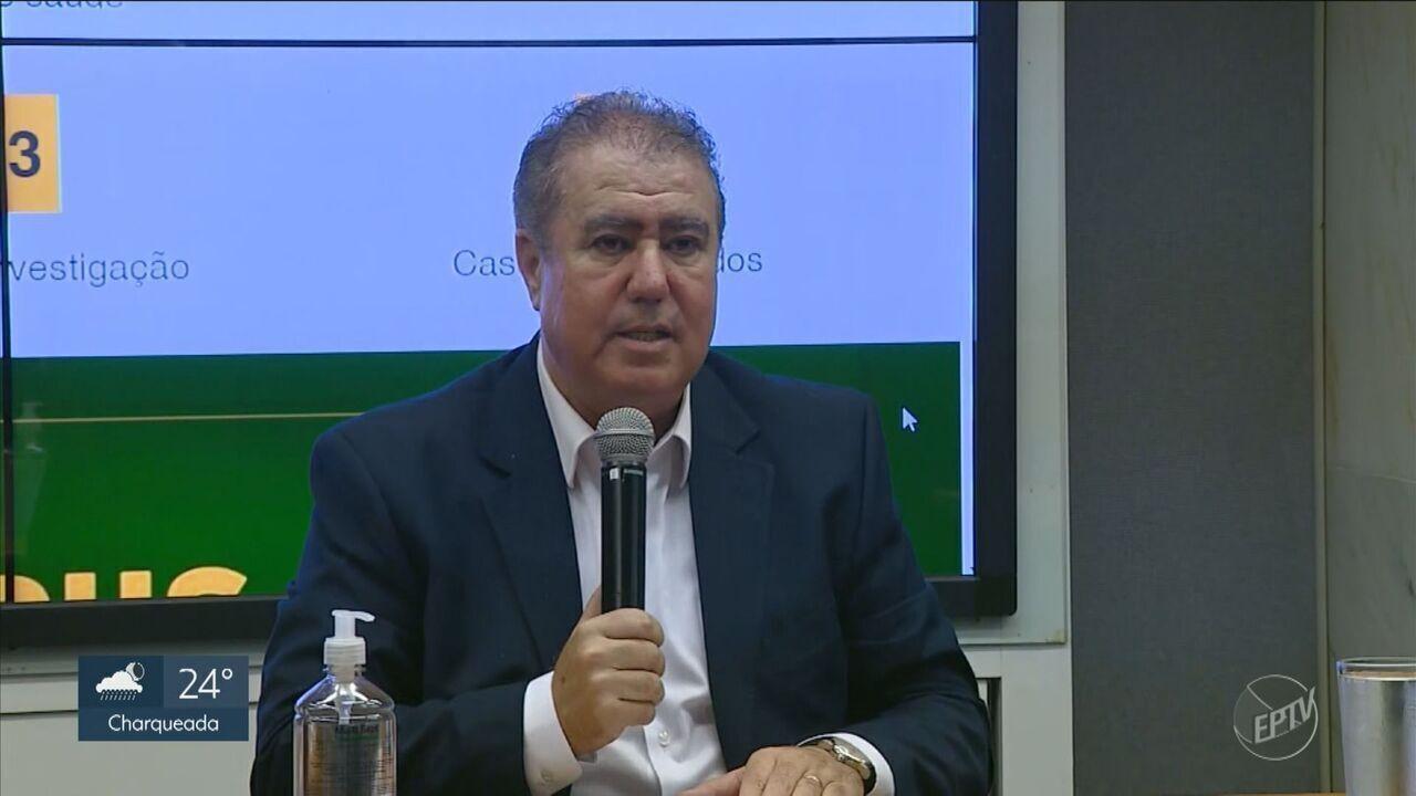 Jonas Donizette decreta quarentena em Campinas a partir de segunda-feira