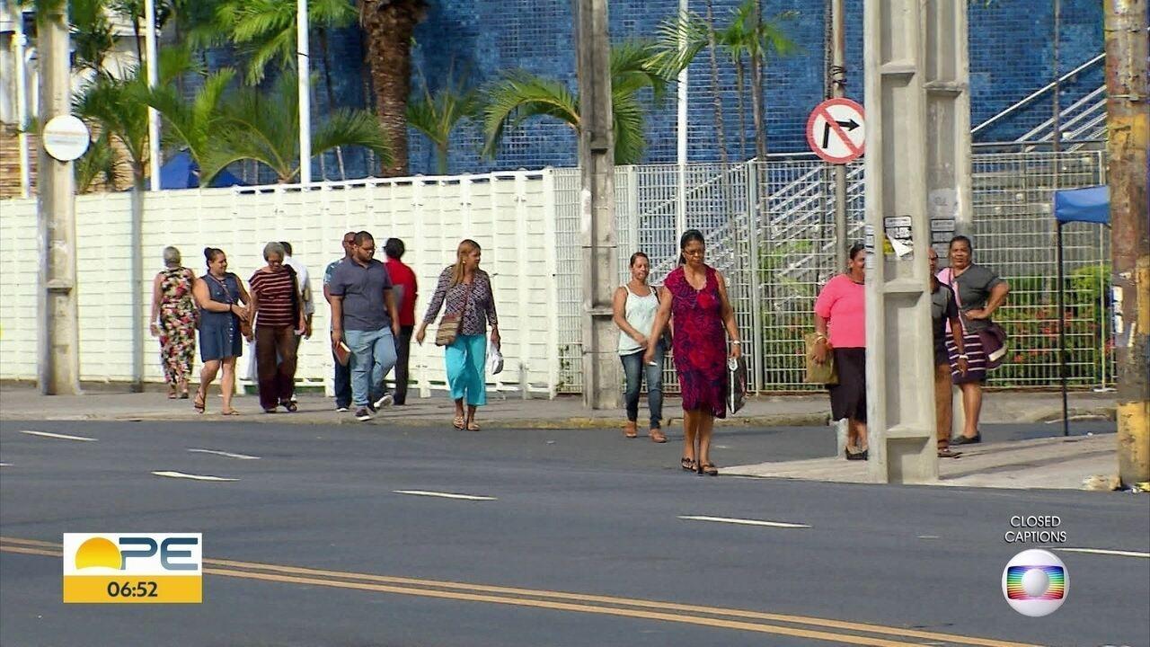 Igrejas evangélicas registram movimento mesmo com decreto restringindo aglomerações