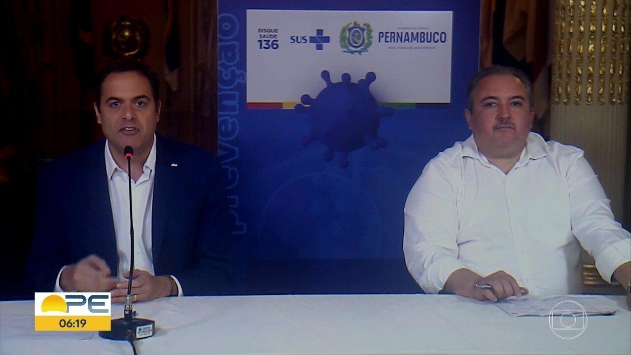 Pernambuco confirma 42 casos do novo coronavírus