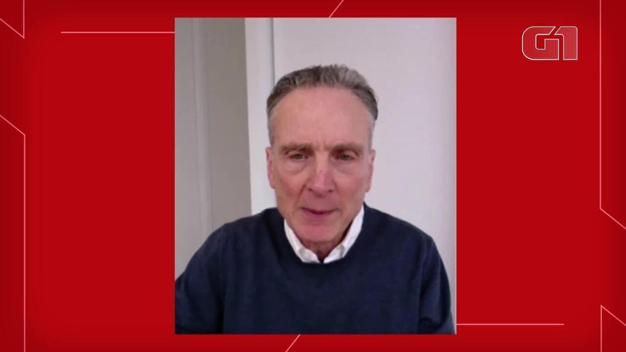 José Alexandre Scheinkman fala sobre impacto do coronavírus na economia