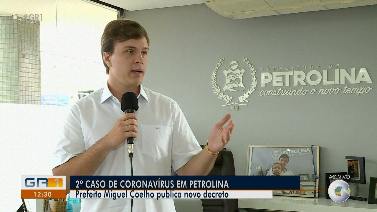 Prefeito Miguel Coelho declara estado de calamidade pública em Petrolina