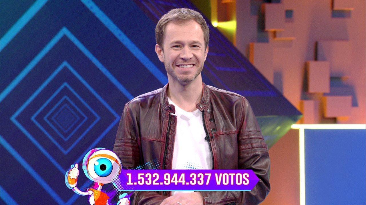 Recorde de votação: 'BBB20 tem mais de 1,5 bilhões de votos no décimo Paredão