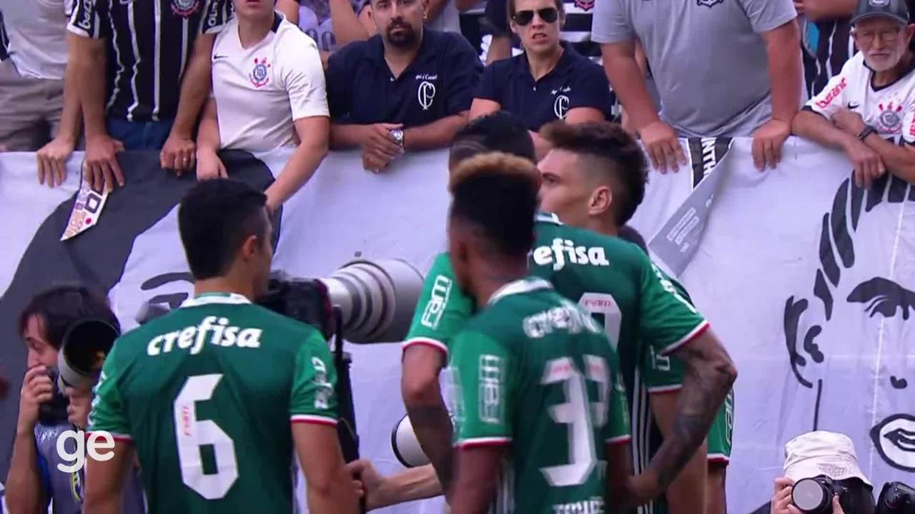 Hoje na China, Moisés relembra gol mais marcante pelo Palmeiras