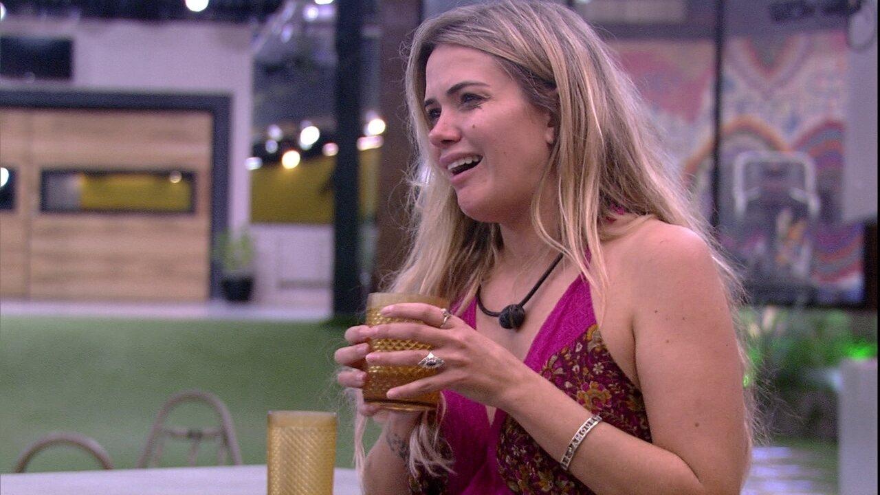 Marcela desabafa para Babu: 'Hoje eu tive uma grande decepção com você'