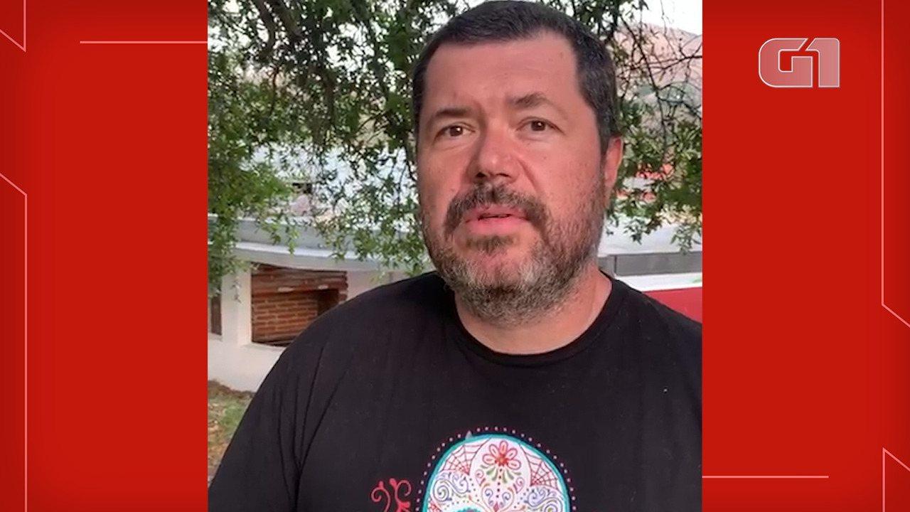 Brasileiro conta como ele a família estão vivendo no México em meio à pandemia