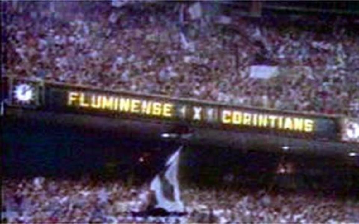 Em 2005, ex-jogadores relembram a `Invasão Corintiana` no Maracanã