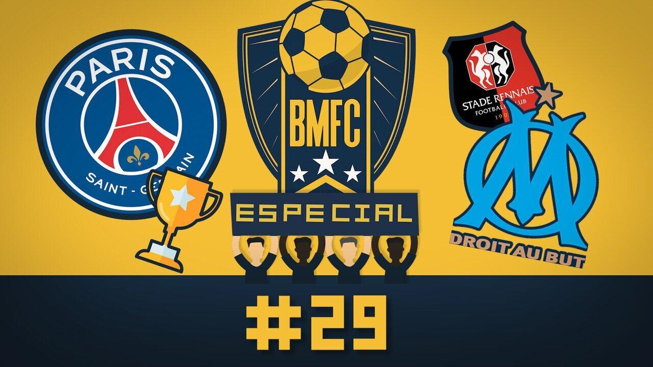 BMFC Especial #29: Campeonato Francês é encerrado com PSG campeão