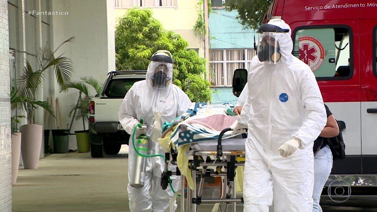 Brasil passa da marca de cem mil casos de Covid-19, diz Ministério da Saúde