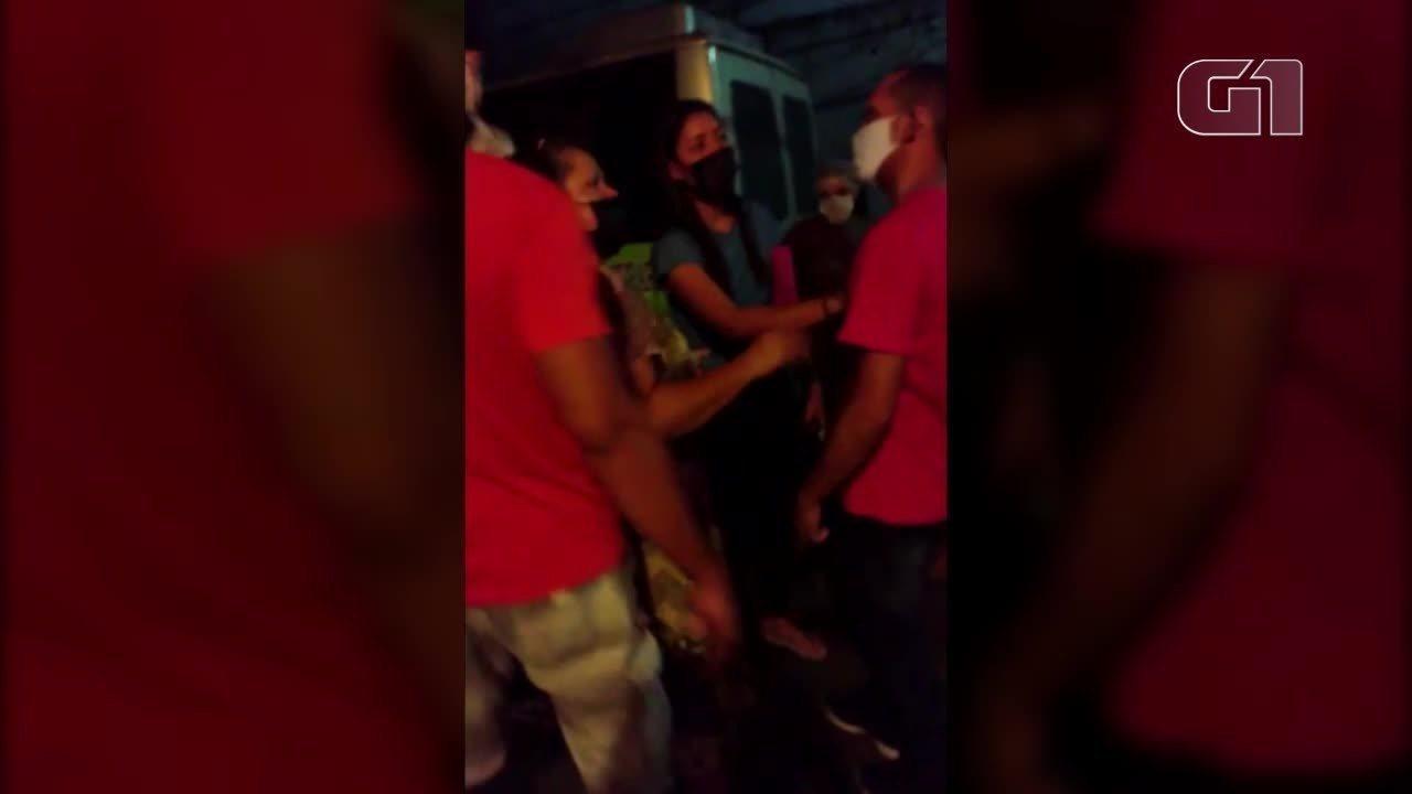 Família abre caixão e descobre que corpo de avó foi trocado no Pará