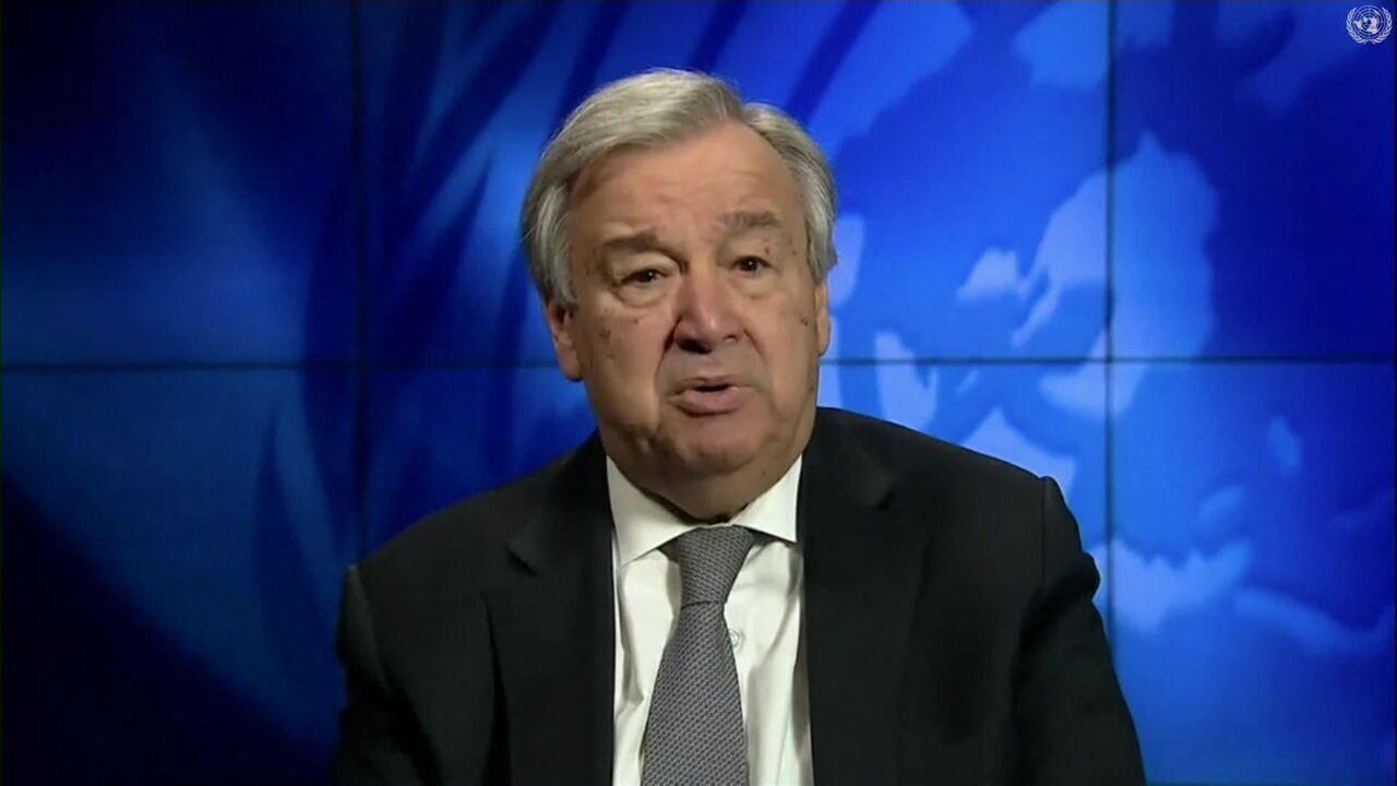 Secretário-geral da ONU faz alerta sobre 'tsunami de ódio'