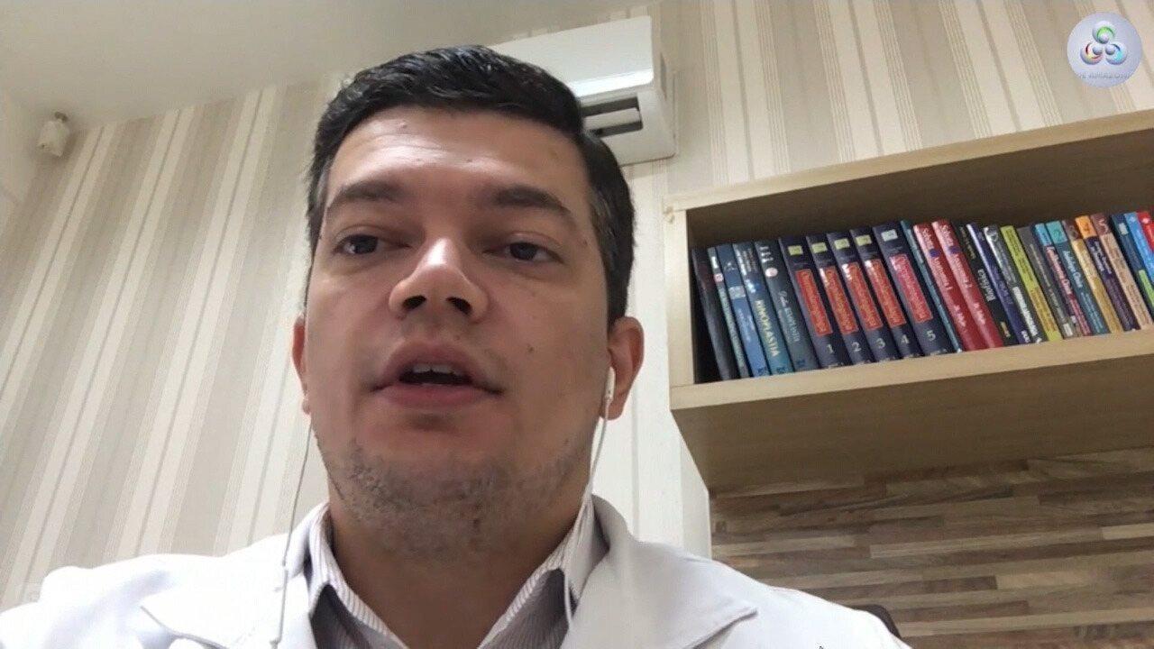 Médico tira dúvidas sobre coronavírus