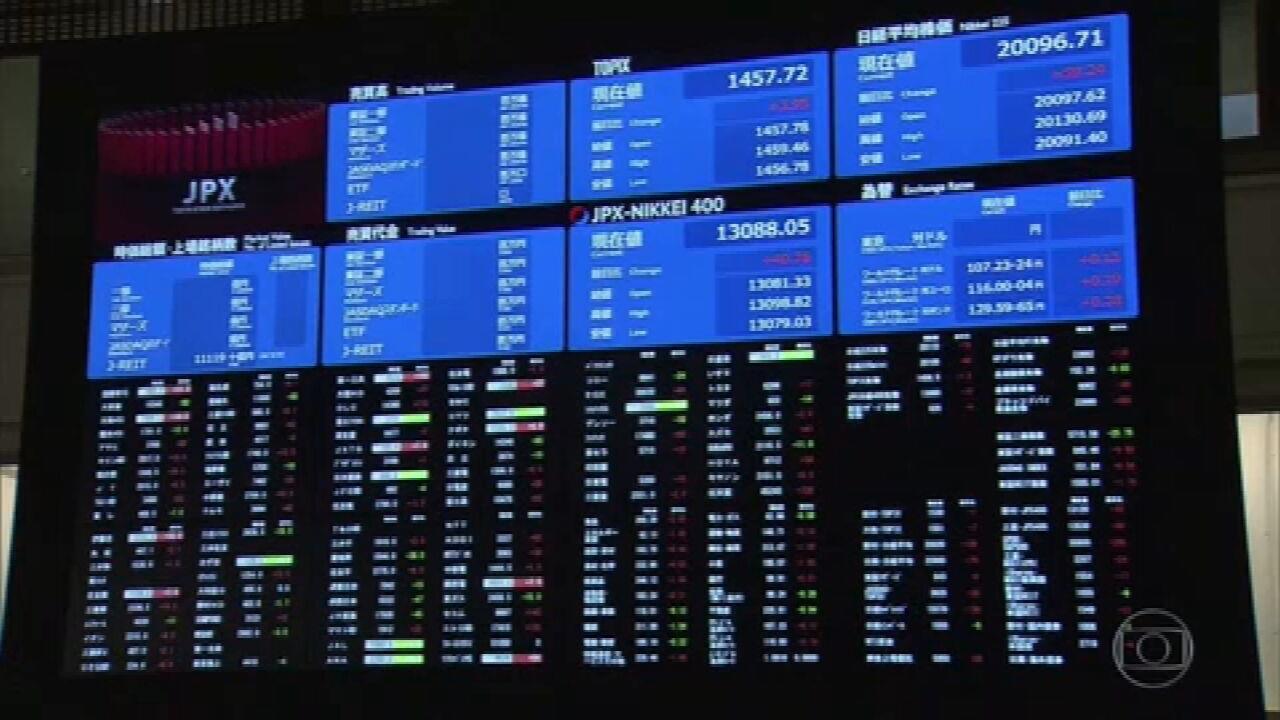 Japão, 3ª maior economia do mundo, entra em recessão devido à pandemia da Covid-19