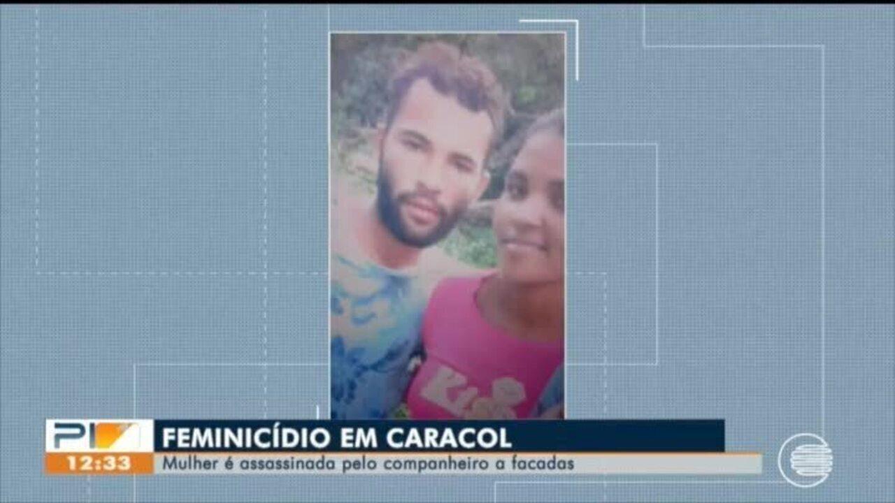Mulher é assassinada a facadas em Caracol e polícia suspeita de feminicídio