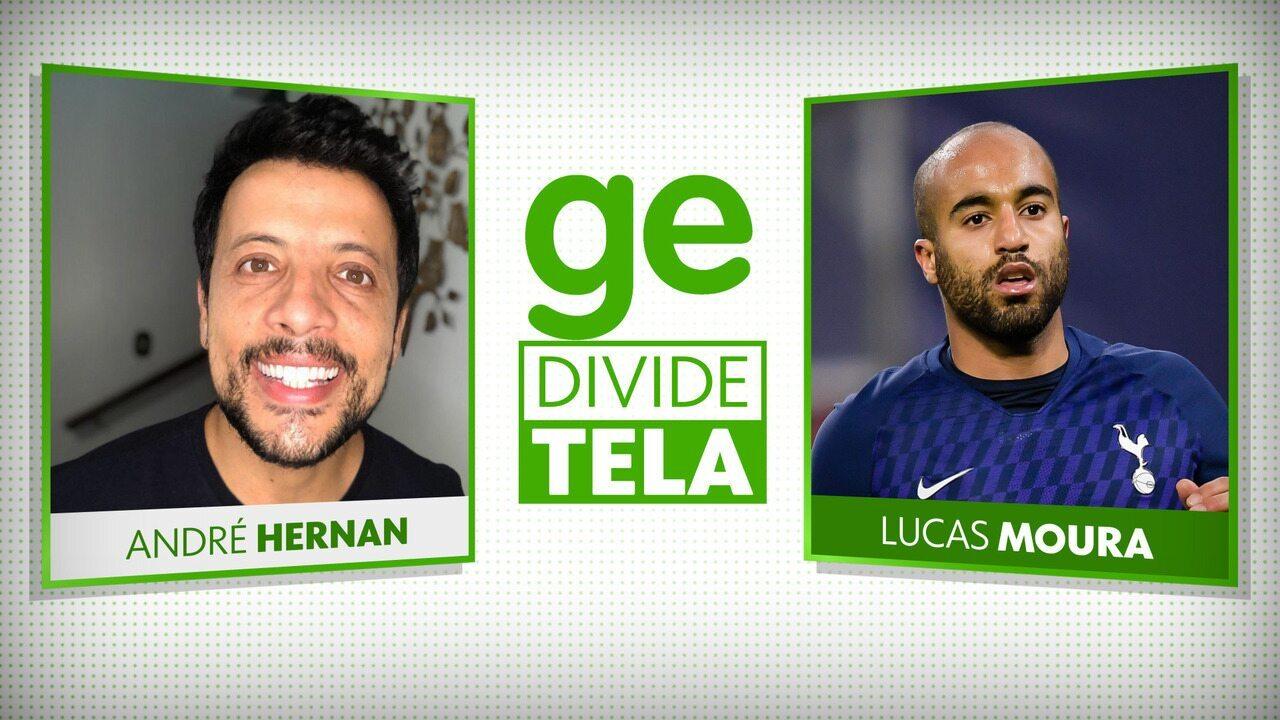 """Lucas Moura desabafa sobre seleção brasileira: """"Será que ninguém está me olhando?"""""""