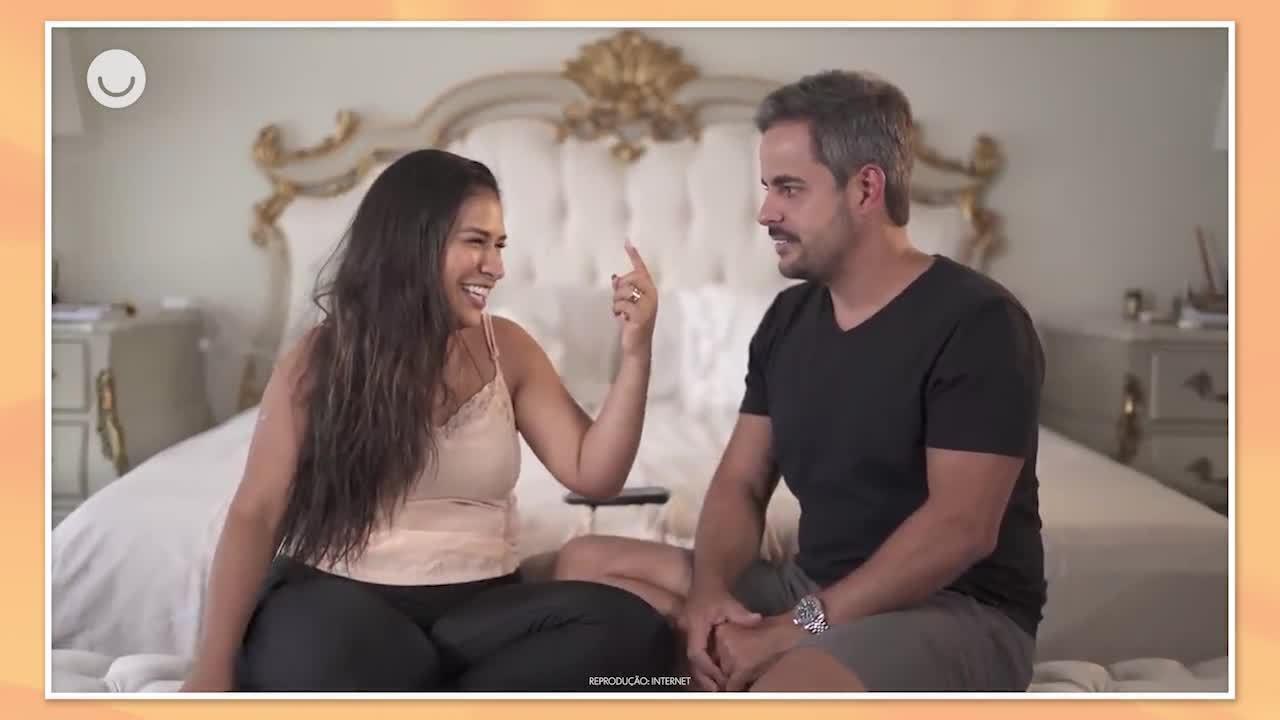 Gshow no 'É de Casa' prova por que Simone é a rainha da web