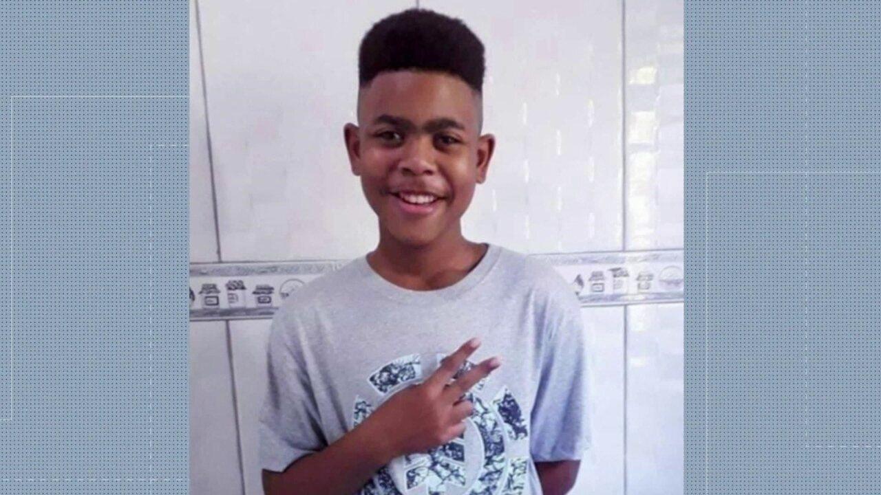 Laudo da perícia sobre projétil que matou João Pedro é inconclusivo.