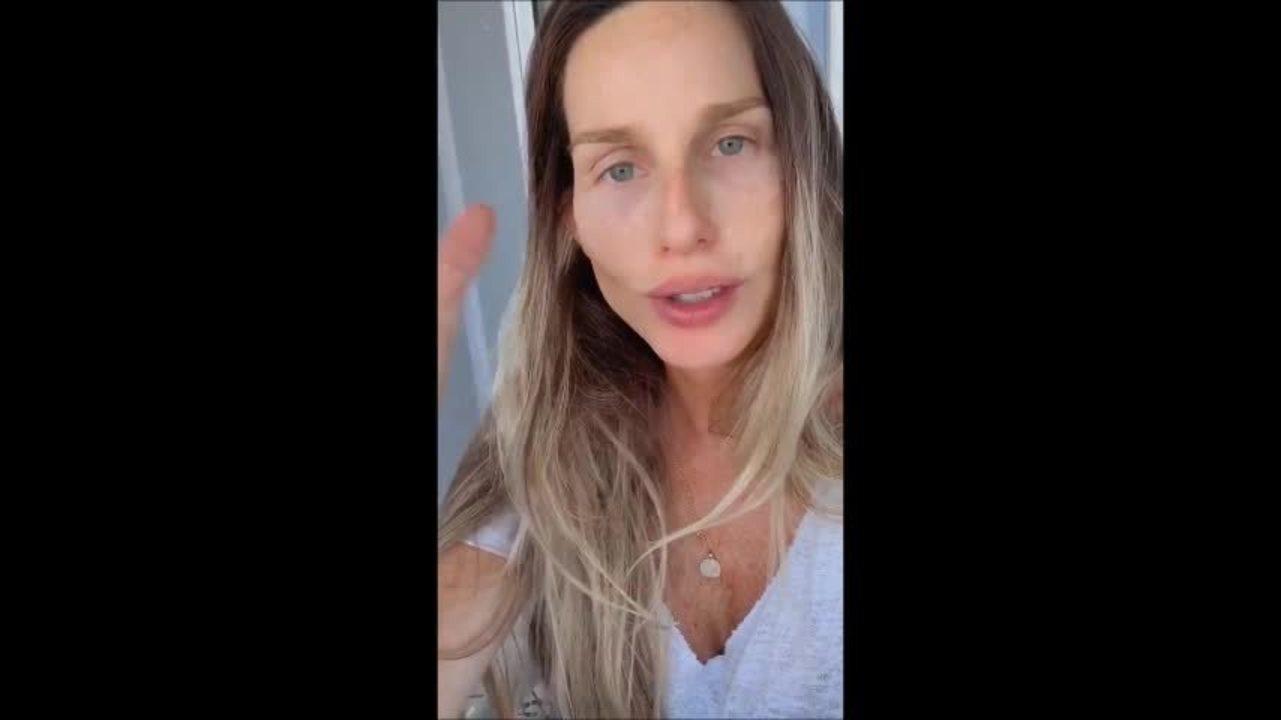 Grávida, Mariana Weickert testa positivo para Covid-19