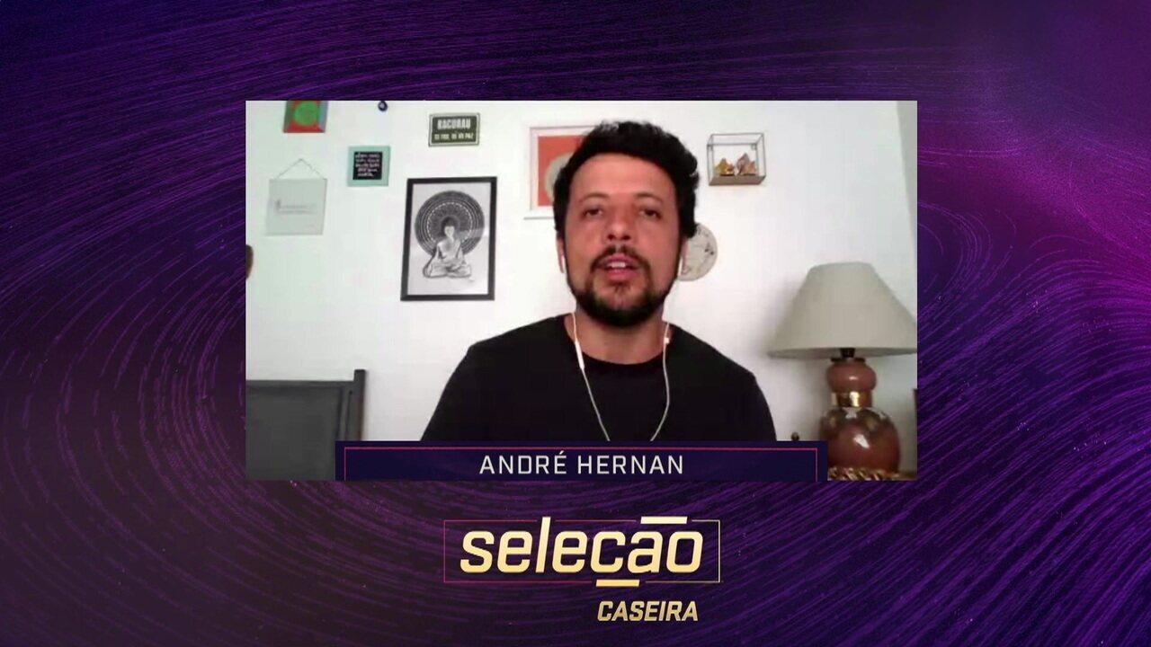 André Hernan fala sobre possível corte salarial no São Paulo